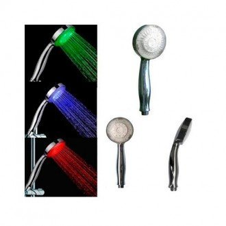 Ducha indicador LED