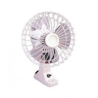 Ventilador Oscilante Blanco