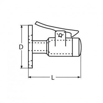 Bloqueador Puerta Inox 316