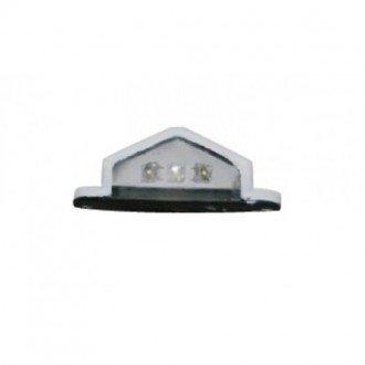 Luz exterior LED 12/24V