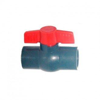 Valvula de bola PVC