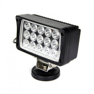 Foco LED rectangular 3900 Lumenes