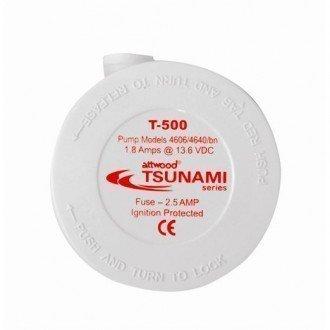 Bomba de Achique sumergible Tsunami 500GPH