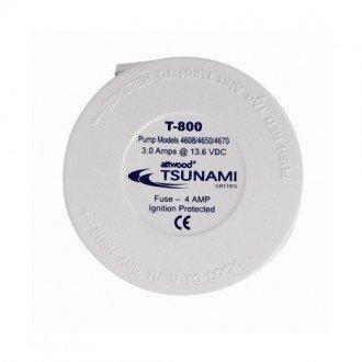 Bomba de Achique Sumergible Tsunami 800GPH
