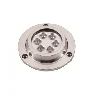 Luz LED Sumergible Inox 560 Lumenes
