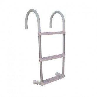 Escalera de Aluminio 3 Peldaños