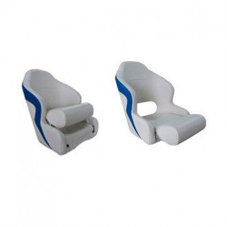 Asiento con apoyo reclinable
