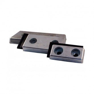 Anodo Zineti Placa para Atornillar 150mm