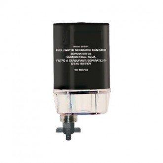 Filtro separador agua/combustible