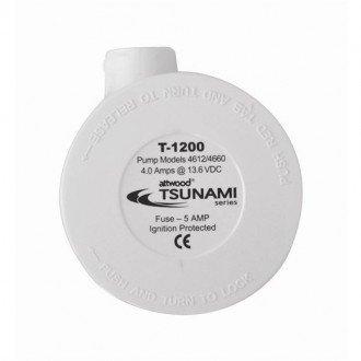Bomba de achique sumergible Tsunami 1200GPH