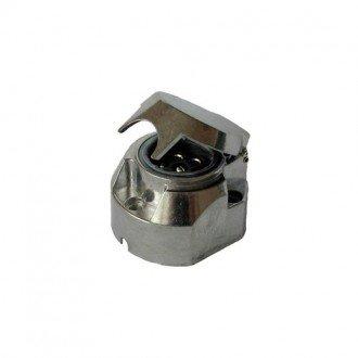 Enchufe hembra aluminio para remolque