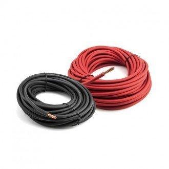 Cable Bateria rojo neopreno