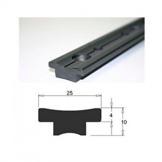 Carril Holt T25mm