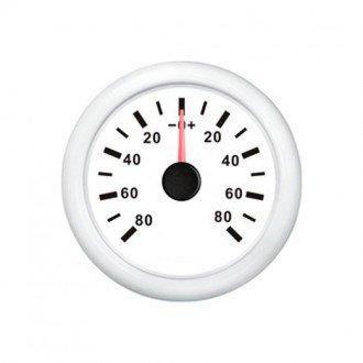 Amperimetro blanco