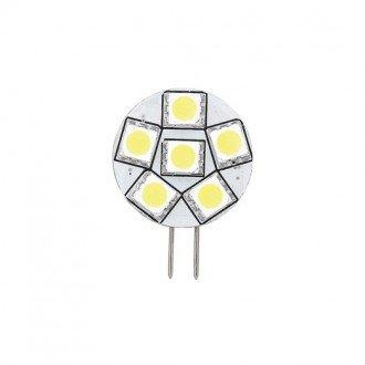 Bombilla G4 6 LEDs conexion lateral