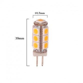 Bombilla G4 13 LEDs
