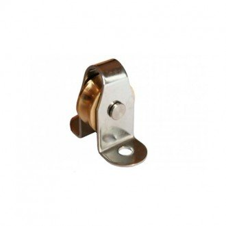 Polea Vertical Inoxidable y Bronce