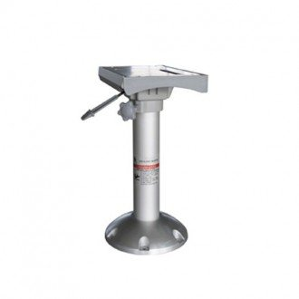 Pedestal pie de asiento fijo giratorio 330mm