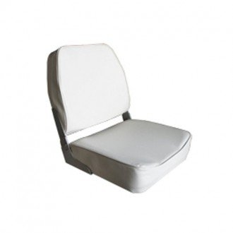 Asiento Plegable blanco