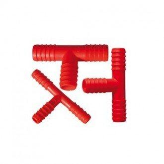 Racor en T nylon
