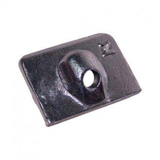 Anodo Zineti placa 6-8-9,9 HP Mercury/Mercruiser