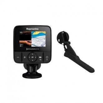Sonda GPS/Plotter Raymarine DragonFly 4 PRO