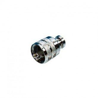 Conector adaptador Macho VHF PL259