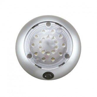 Plafon LED de interior con interruptor