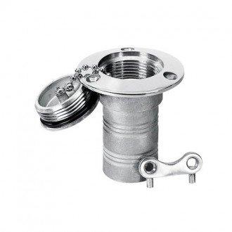 Boca de Llenado Agua 50mm Inox 316