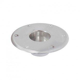 Soporte Superior pedestal aluminio