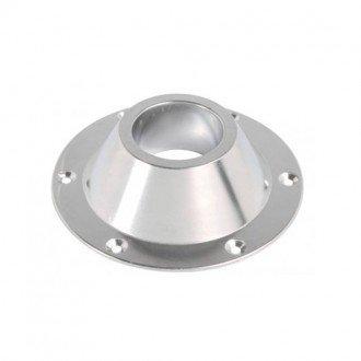 Soporte Inferior pedestal aluminio