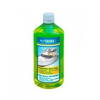 Jabon barco Wash and Wax Sadira