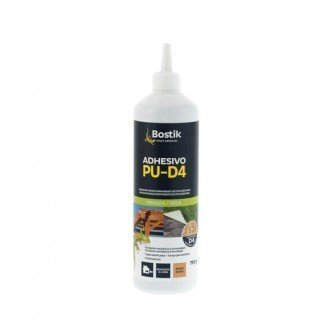 Adhesivo Bostik PU-D4 de poliuretano