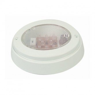 Luz LED Ovalada Encendido Pulsador