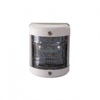 Luz de tope LED carcasa blanca