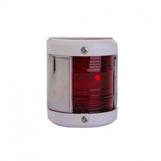 Luz babor LED carcasa blanca