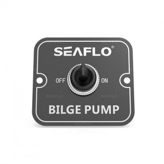 Interruptor bomba achique 2 posiciones Seaflo