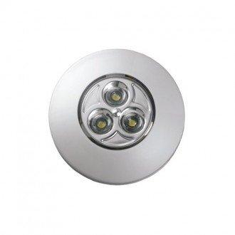 Luz LED pilas