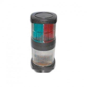 Luz LED Tricolor y Fondeo