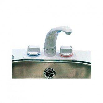 Grifo ducha Whale Elegance agua fria y caliente