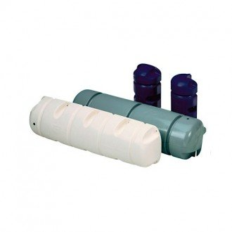 Defensa Pantalan Plastimo 90x25cm Azul