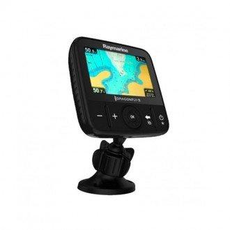GPS/Plotter Dragonfly 5M con cartografia