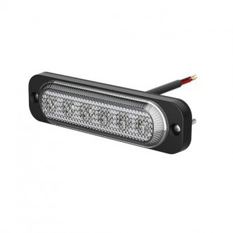 Luz LED intermitente 120mm