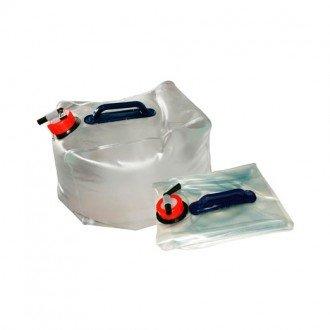 Garrafa agua flexible 15 litros