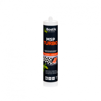 Adhesivo Rapido Bostik MSP Turbo