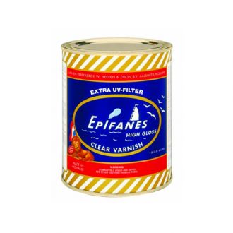 Epifanes Barniz monocomponente Clear Varnish