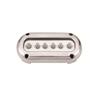Luz LED Sumergible Inox 670 Lumenes