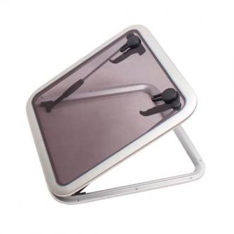 Escotilla de Aluminio Perfil Bajo