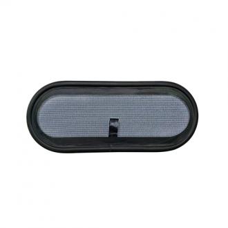 Mosquitera para Portillo Ovalado de Aluminio 175x375mm