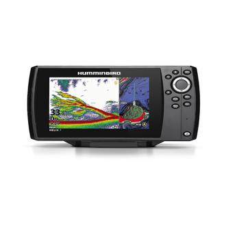 Sonda GPS/Plotter Humminbird HELIX 7 G3N con Cartografia Navionics